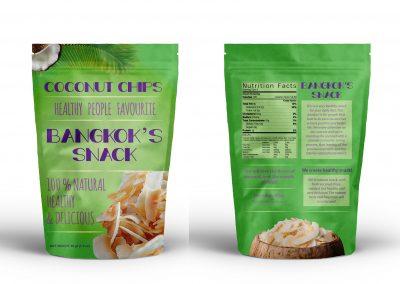 Graphic - Confezioni di snack