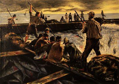 La pesca dei tonni - 1977