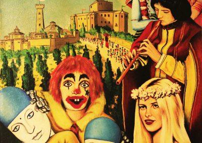Teatro in piazza, venite tutti - 1978