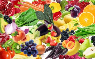 Gli Antiossidanti…un'esplosione di colori!